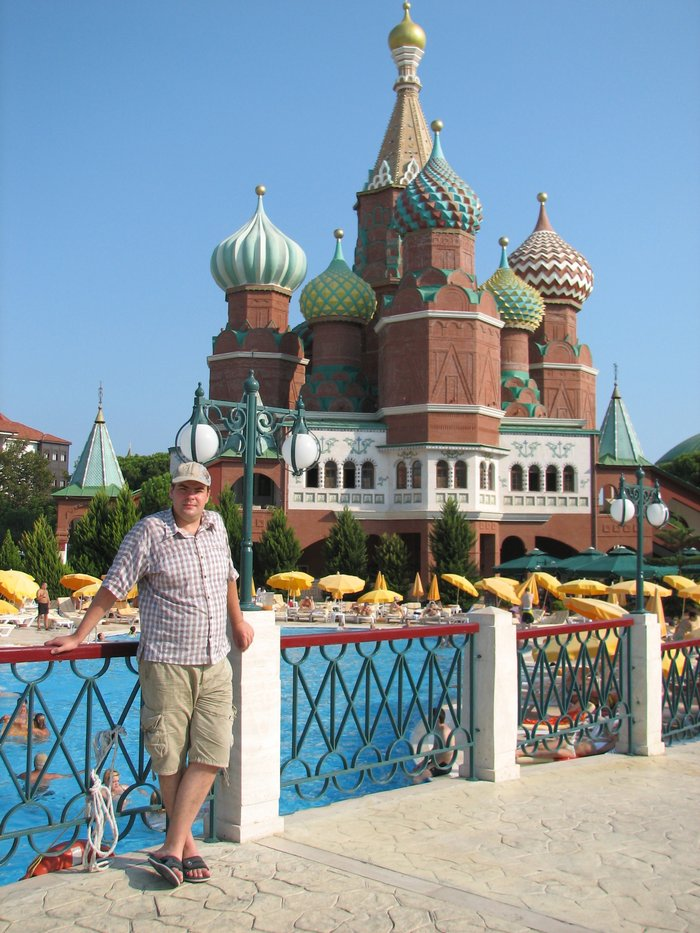 Покровский собор. Тот же бассеин